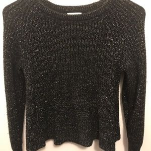 Girls place and gold sweater